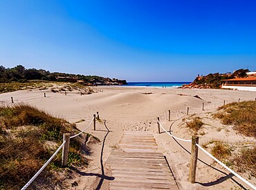 Cala Saona Beach, Formentera, Balearic Islands, Spain, Mediterranean, Europe