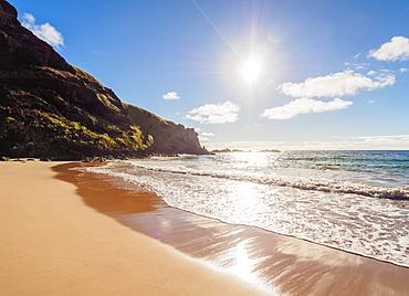 Ovahe Beach, Easter Island, Chile, South America