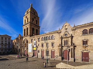 Basilica of San Francisco, La Paz, Bolivia, South America