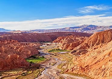 Catarpe Valley near San Pedro de Atacama, Antofagasta Region, Chile, South America