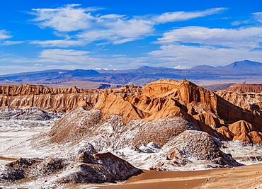 Valle de la Luna (Valley of the Moon), near San Pedro de Atacama, Atacama Desert, Antofagasta Region, Chile, South America
