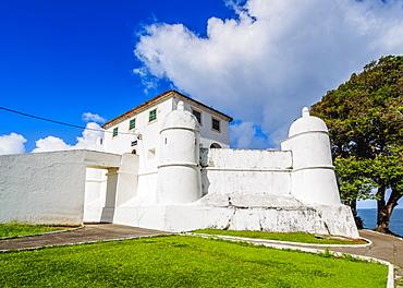 Nossa Senhora de Monte Serrat Fort, Salvador, State of Bahia, Brazil, South America