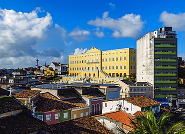 Lar Franciscano, Franciscan Home, Old Town, Salvador, State of Bahia, Brazil, South America