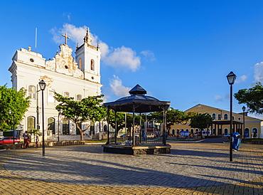 Santo Antonio Alem do Carmo Church, Salvador, State of Bahia, Brazil, South America