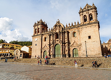 Cathedral of Cusco, UNESCO World Heritage Site, Cusco, Peru, South America
