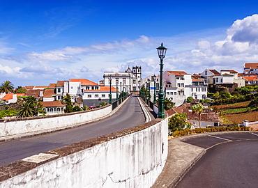 Bridge in Nordeste, Sao Miguel Island, Azores, Portugal, Atlantic, Europe