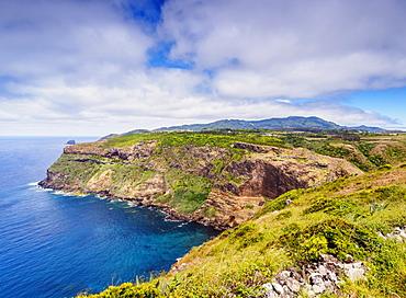 Cre Bay, Santa Maria Island, Azores, Portugal, Atlantic, Europe