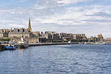 St. Malo, Ille-et-Vilaine, Brittany, France, Europe