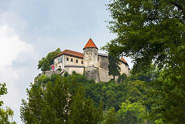 Castle Bled, Bled, Slovenia, Europe