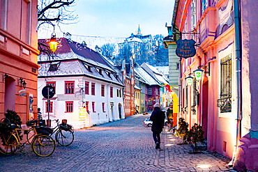 Historic Centre of Sighisoara, Romania