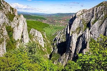 Cheile Turzii (Turda Gorges), Romania, Europe