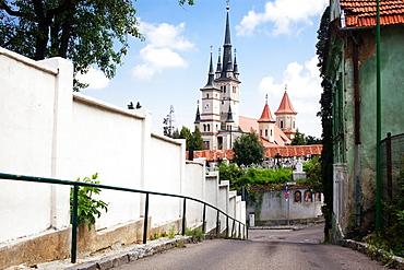 Beautiful medieval city, Brasov, Transylvania, Romania, Europe