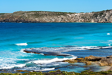 Dramatic coastline on Kangaroo Island, South Australia, Australia, Pacific