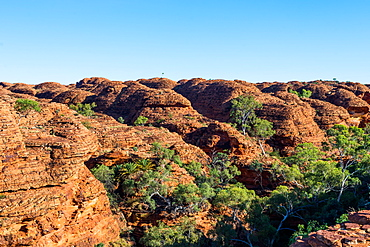 Kings Canyon, Red Centre, Northern Territory, Australia, Pacific
