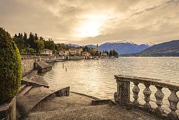 Tremezzo, Tremezzina, Province of Como, Lake Como, Italian Lakes, Lombardy, Italy, Europe