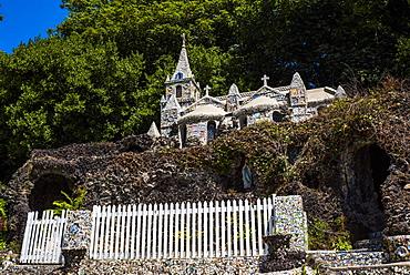 Little Chapel, Guernsey, Channel Islands, United Kingdom, Europe