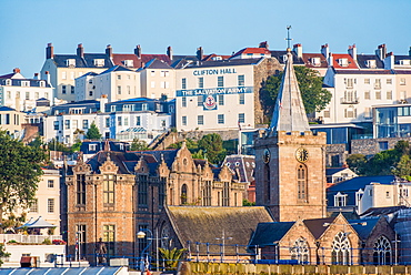 St. Peters Port, Guernsey, Channel Islands, United Kingdom, Europe