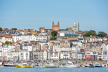St. Peter's Port, Guernsey, Channel Islands, United Kingdom, Europe