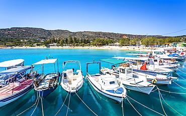 Marathi Beach, Crete, Greek Islands, Greece, Europe