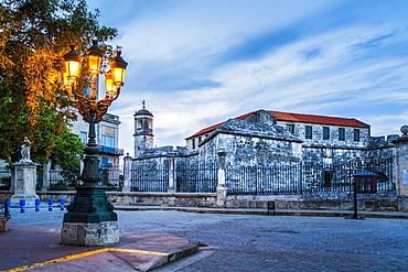 Castillo de la Real Fuerza in La Habana Vieja, UNESCO World Heritage Site, Old Havana, La Habana (Havana), Cuba, West Indies, Caribbean, Central America