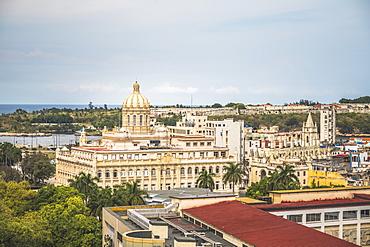 The Museum of the Revolution, La Habana (Havana), Cuba, West Indies, Caribbean, Central America
