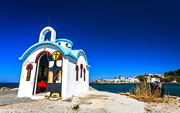 Marine Down Galata, Crete, Greek Islands, Greece, Europe