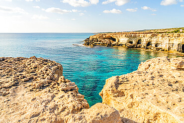 Cape Greco in Ayia napa, Famagusta district, Cyprus, Europe