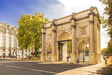 Marble Arch, London, England, United Kingdom, Europe