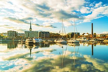 Tallinna Sadama Jahisadam (Old City Marina), Tallinn, Estonia, Europe