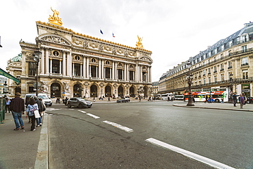 Paris Opera House, Paris, France, Europe