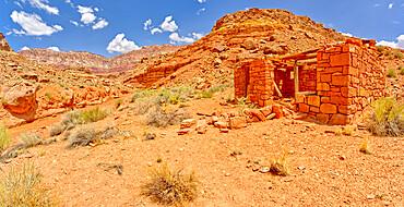 Pioneer Ruins along Soap Creek in Vermilion Cliffs National Monument Arizona