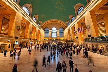 Grand Central Station, New York City, New York, United States of America, North America