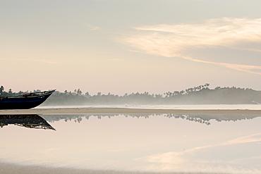 Sunrise on Talalla Beach, Sri Lanka, Asia
