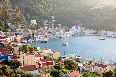 Kastellorizo (Castellorizo), also known as Meis by Turkey, Dodecanese Islands, Greek Islands, Greece, Europe