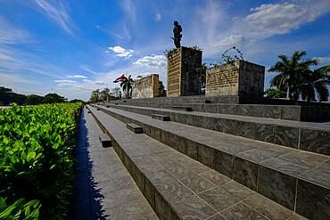 Revolutionary monument to Che Guevara, Santa Clara, Cuba, West Indies, Central America
