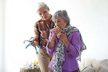 Home consultation elderly people