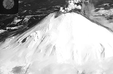 Pre-eruption activity of Mount St. Helens