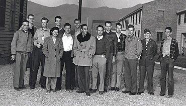 Manhattan Project, Segrès Group