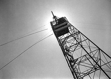 Trinity Test Site, Manhattan Project, 1945