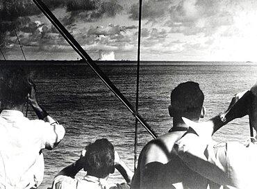 Operation Crossroads BAKER, 1946