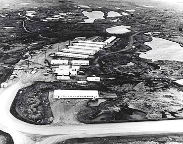 Operation Grommet, Amchitka Test Site, CANNIKIN, 1971