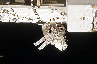Space Walk, I.S.S
