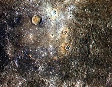 Mercury, Dominici Crater