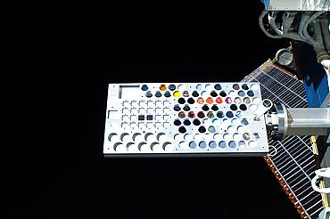 Elements Experiment, International Space Station