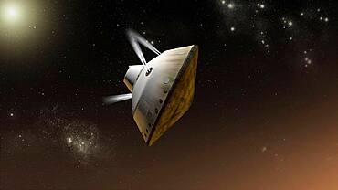Mars Science Laboratory Preparing to Land on Mars