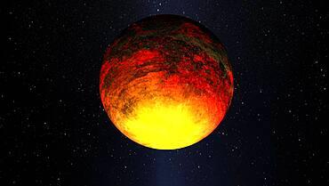 Exoplanet, Kepler-10b