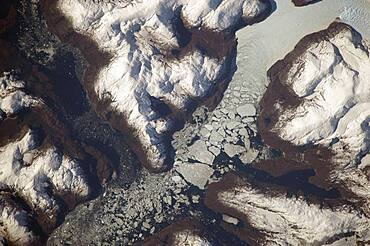 Glacier Outlet, Southern Patagonian Ice Field, Chile