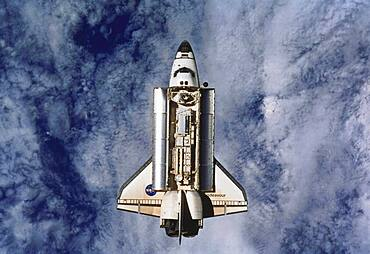 STS-97, Space Shuttle Endeavor, 200