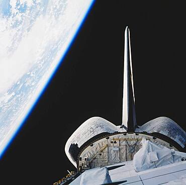 STS-99, Space Shuttle Endeavour, 2000