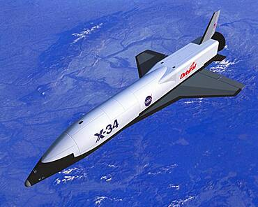 Orbital Sciences X-34
